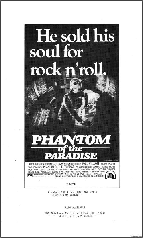 Phantom of the Paradise Pressbook_000008