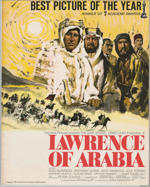 Lawrence of Arabia Pressbook001