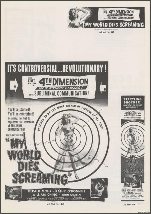 My World Dies Screaming Pressbook01
