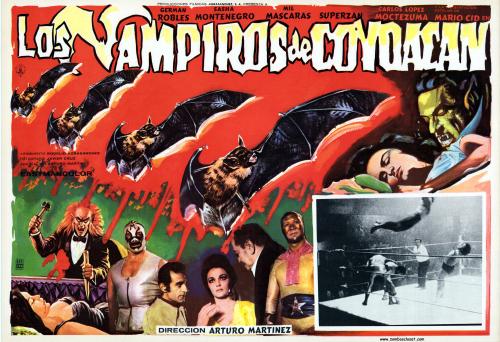 Los vampiros de coyoacan 01