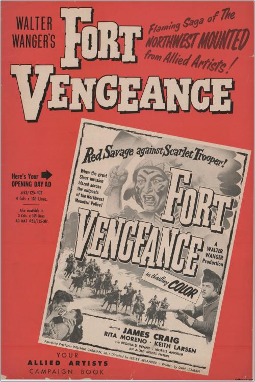 Fort Vengeance Pressbook01