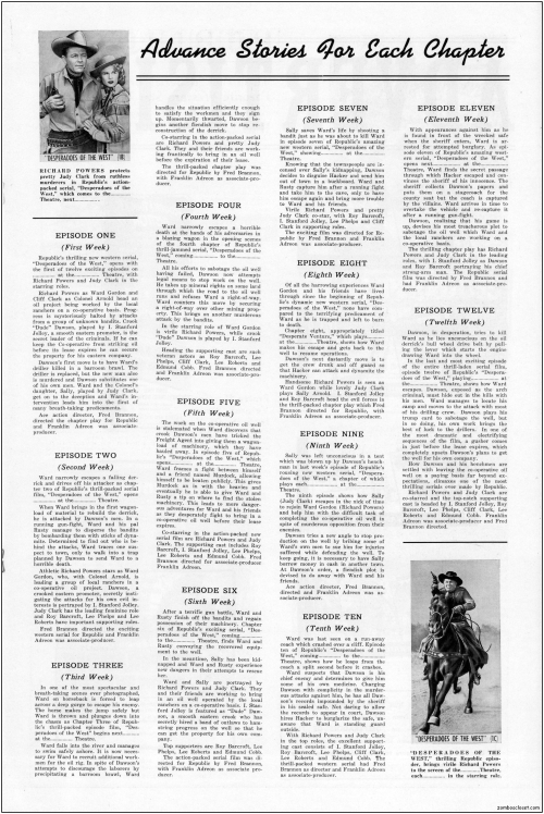 Desperadoes of the West Pressbook01