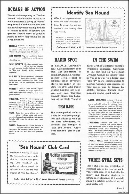 The Sea Hound Pressbook05