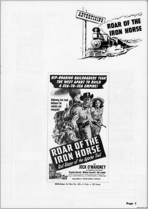 Roar of the Iron Horse Pressbook01