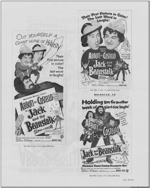 Abbott and Costello Jack and the Beanstalk 09