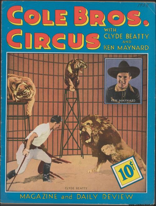 Cole Brothers Circus 01