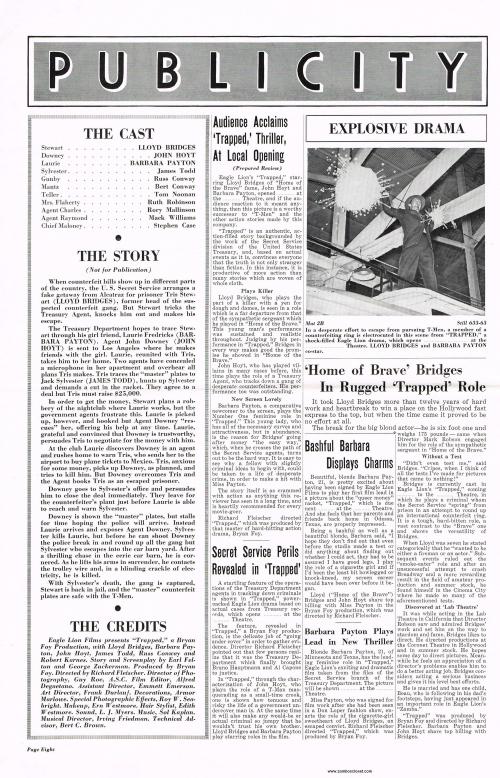 Trapped (1949) Pressbook_000009