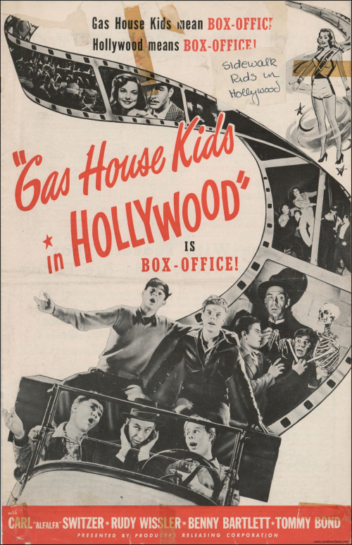 Gas House Kids in Hollywood10
