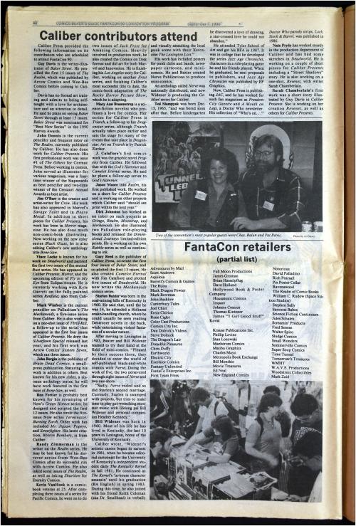 Fantacon 90 Convention Program 25
