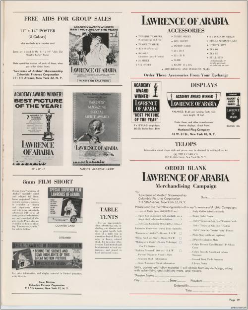Lawrence of Arabia Pressbook017
