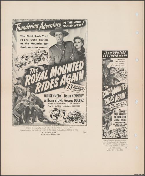 The Royal Mountain Ride Again Pressbook005
