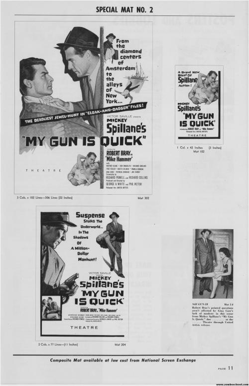 My Gun is Quick Pressbook 09