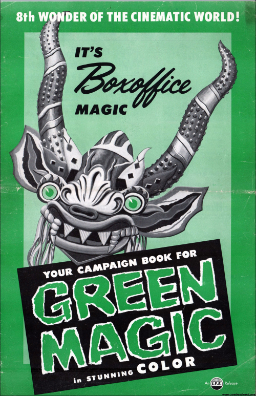 Green Magic Pressbook 01