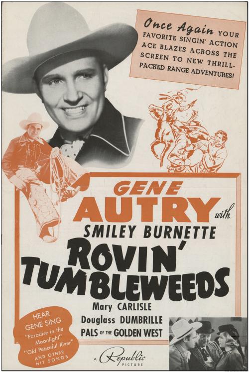 Rovin' Tumbleweeds 01