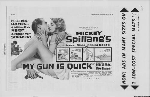 My Gun is Quick Pressbook 01