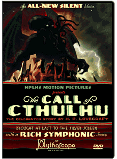 call of cthulhu dvd